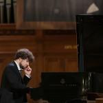 Концертная неделя Лукаса  Генюшаса