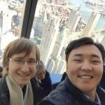 Дмитрий Маслеев и Ариунбаатар Ганбаатар выступят в Нью-Йорке