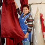 Нина Скачкова: «Главное, чтобы костюмчик сидел!». Фото - Светлана Самоделова