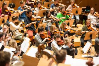 Оркестр Немецкой молодежной филармонии
