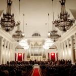 Большой зал филармонии им. Шостаковича. Фото - Руслан Шамуков / ИТАР-ТАСС