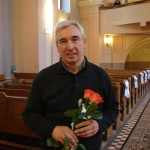 Известный хор «Кантус» презентовал в Хусте новую программу
