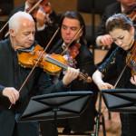 Концертный зал Чайковского отметил 75-летие юбилейным концертом «Победители. Эстафета поколений»