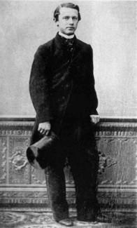 Петр Чайковский, 1860 год