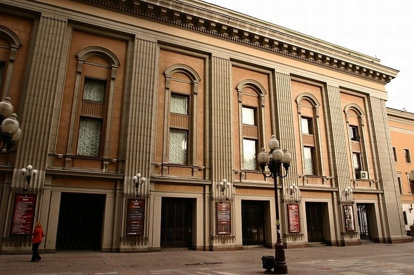 Театр им. Вахтангова