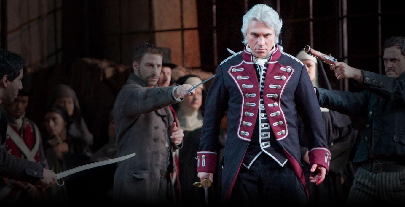 Оперу «Трубадур» с Хворостовским и Нетребко покажут в прямом эфире в 70 странах мира