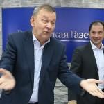 Владимир Урин и Туган Сохиев. Фото: Виктор Васенин/РГ