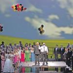 Вагнер на современный лад – с шариками и панками. Фото - Бернд Улиг / staatsoper-berlin.de