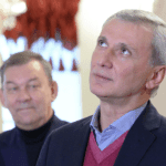 Владимир Урин и Марат Вазиев