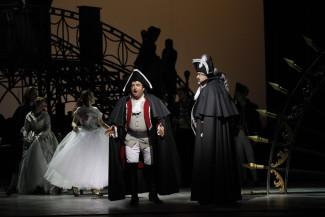 «Пиковая дама» в Самарском театре оперы и балета