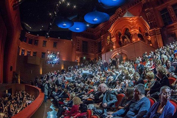 Открытие исторической сцены «Геликон-оперы»