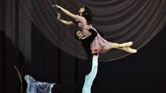 Сергей Полунин и Нина Ананиашвили. Фото - Юрий Мартьянов