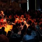 Теодор Курентзис провёл «Ночь искусств» со зрителями. Фото - Антон Завьялов