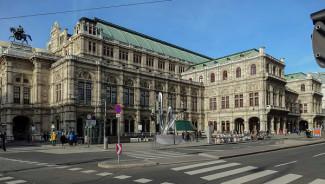Так будет выглядеть площадь перед Венской оперой. Foto: apa/coop himmelb