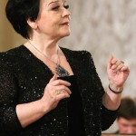 Оперную диву Ирину Богачеву наградят в Петербурге Орденом Почета