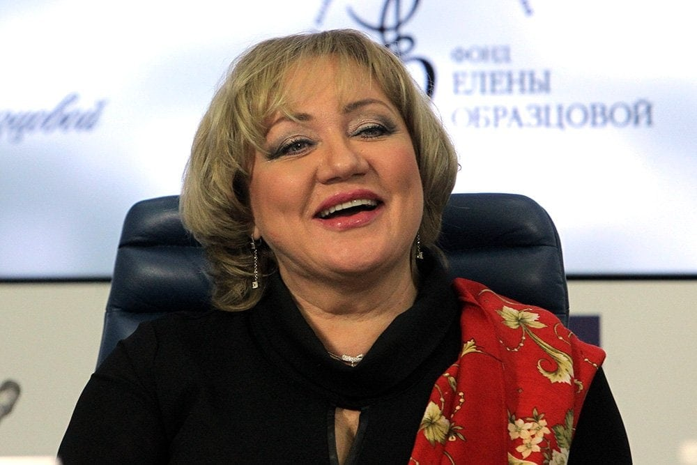 Ольга Бородина. Фото: Сергей Куксин/РГ