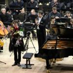 Французского пианиста Дебарга в Костроме одарили драгоценностями