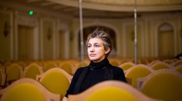 Елена Харакидзян. Фото - Ира Полярная / Art-Brand