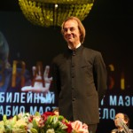 Фабио Мастранджело представил программу «Брависсимо» к своему 50-летию