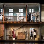 Удачную премьеру прошлого фестиваля – «Свадьбу Фигаро» в постановке Свена-Эрика Бехтольфа – тоже повторят. Фото - Salzburger Festspiele / Ruth Walz