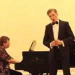 Баритон Михаил Гаврилов даст сольный концерт в Петербурге