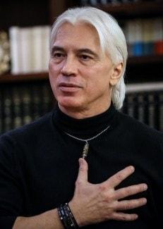 Дмитрий Хворостовский. Фото - Сергей Савостьянов/ТАСС