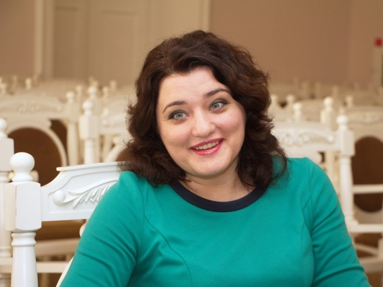 Надежда Комарова. Фото: Сергей Мельников