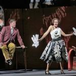 Сцена из оперы «Лулу» в постановке Метрополитен-опера