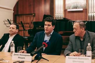 Михаил Бирман, Денис Мацуев и Евгений Шестаков