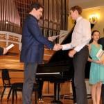 Мацуев вручил награды 12 талантливым омским музыкантам