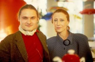 Александр Васильев и Майя Плисецкая. Фото из личного архива Александра Васильева