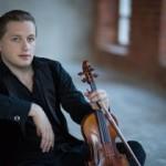 В Чите выступит скрипач Московской государственной филармонии Павел Милюков