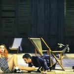 Отношения героев «Свадьбы Фигаро» не кажутся отвлеченными, все чувства понятны. Фото с официального сайта театра
