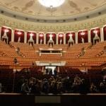 Открытие Новосибирского театра оперы и балета после реконструкции. Фото: Александр Кряжев/РИА