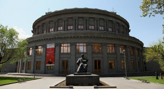Армянский национальный академический театр оперы и балета имени Александра Спендиаряна