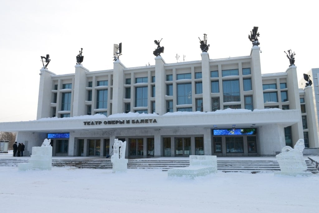 В театре оперы и балета Удмуртии – премьера «Евгения Онегина»