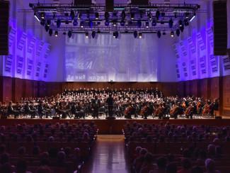 В Новосибирске прошел концерт «Хоровое вече Сибири»