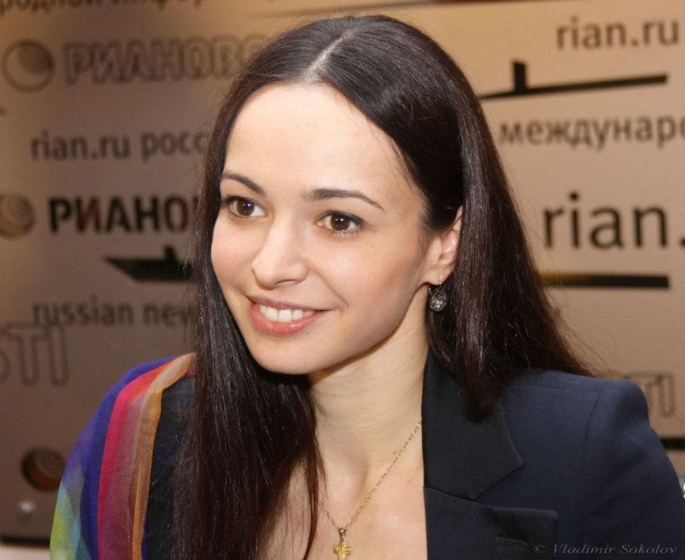 Диана Вишнева. Фото: Владимир Соколов
