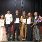 Молодые русские скрипачи победили на конкурсе имени Эмиля Камиларова