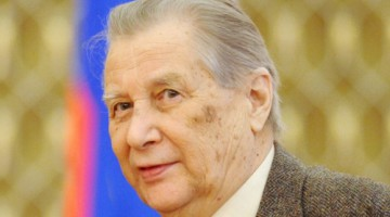 Андрей Эшпай. Фото - Артём Коротаев