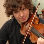 В Смоленске выступит скрипач Родион Замуруев