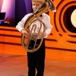 """""""В три года все дети просят машинку, а он просил тромбон"""""""