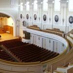 В Большом зале Московской консерватории пройдет концерт классической музыки с 3D визуализацией в очках