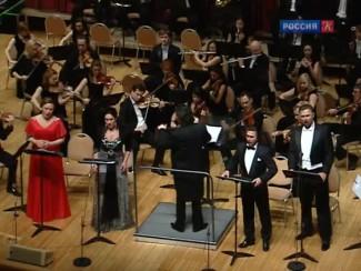 """На открытии фестиваля """"Christmas Fest"""" прозвучала почти неизвестная кантата Чайковского"""
