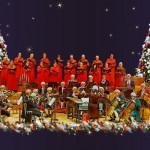 Лондонский Гендель-оркестр исполнит в Москве рождественские песни