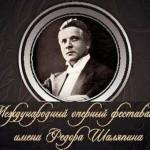 """""""Шаляпинский фестиваль"""" откроется в феврале премьерой"""
