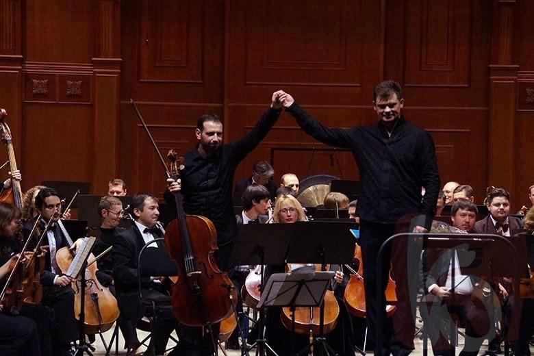 Борис Андрианов, Дмитрий Филатов и оркестр Белгородской филармонии