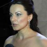 Анита Хартиг даст сольный концерт в Москве