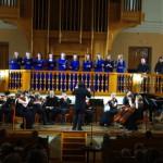 Архангельский камерный оркестр отметил 100-летие Свиридова. Фото - Мария Чеснокова.