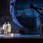 В театре «Новая опера» героиня оперы Пуччини «Богема» превращена в мечту замерзшего поэта